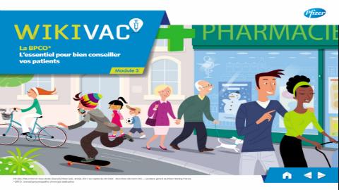 eLearning Pharmacist module 3